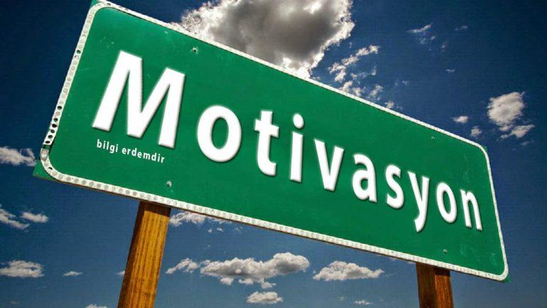 Değişik Motivasyon Uygulamaları!