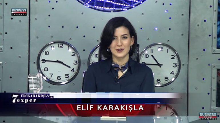 Elif KARAKIŞLA ile 7 EXPER | GÖKHAN YAVUZEL