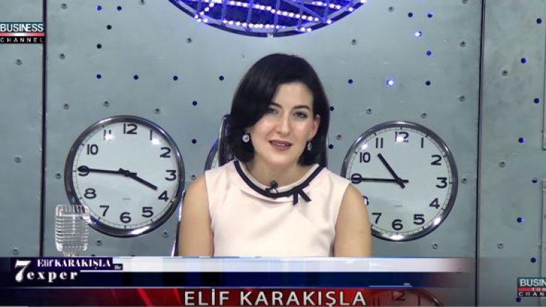 Elif KARAKIŞLA ile 7 EXPER   DEMET CENGİZ