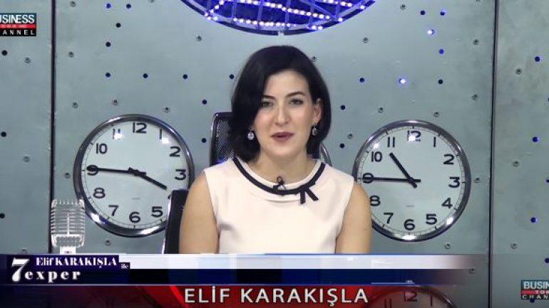 Elif KARAKIŞLA ile 7 EXPER | AV.AR.AYŞE DİLEK ERGÜLER