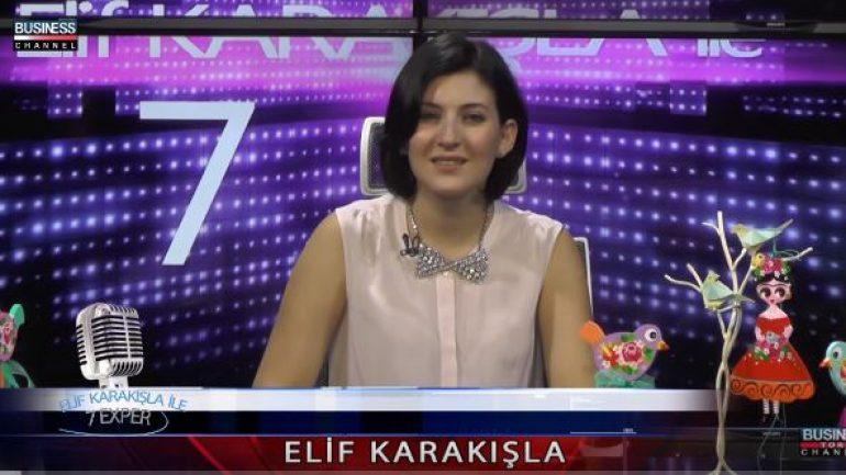 Elif KARAKIŞLA ile 7 EXPER   ARTBY AYŞE