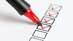Küçük işletmeler için yılsonu kontrol listesi